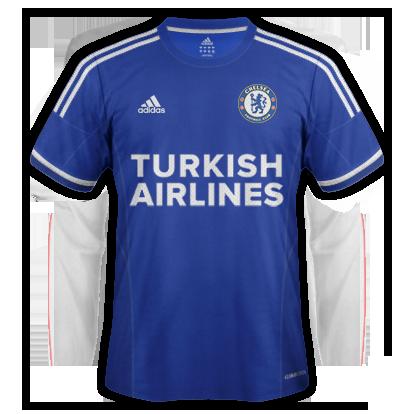 Chelsea Home Kit 2015-16