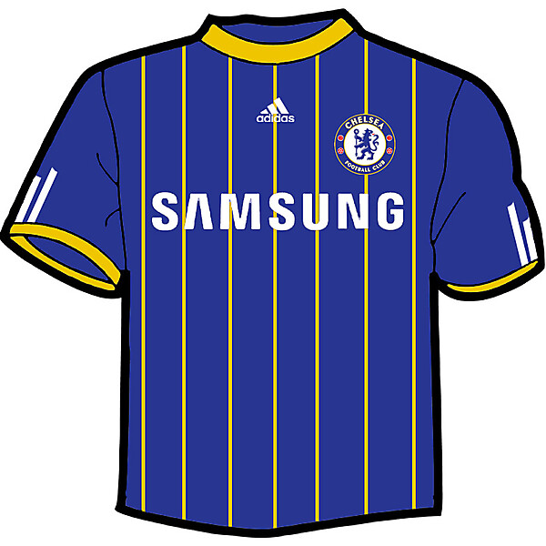 Chelsea mock, first one...comment on it