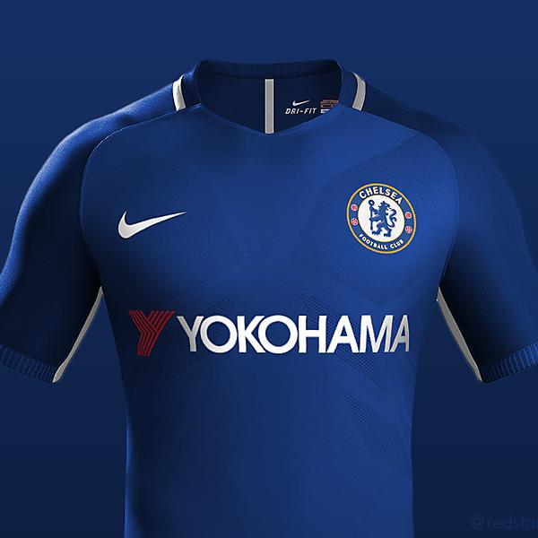 Chelsea Nike Home Shirt