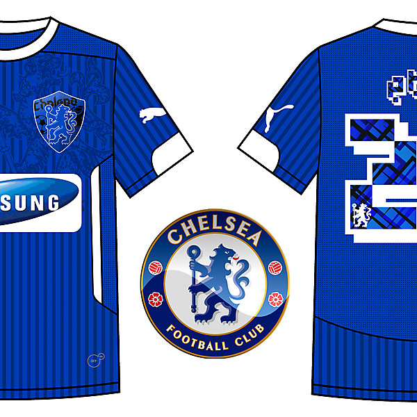 Chelsea Puma Home Kit