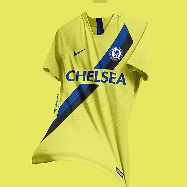Chelsea Sash Kit Concept