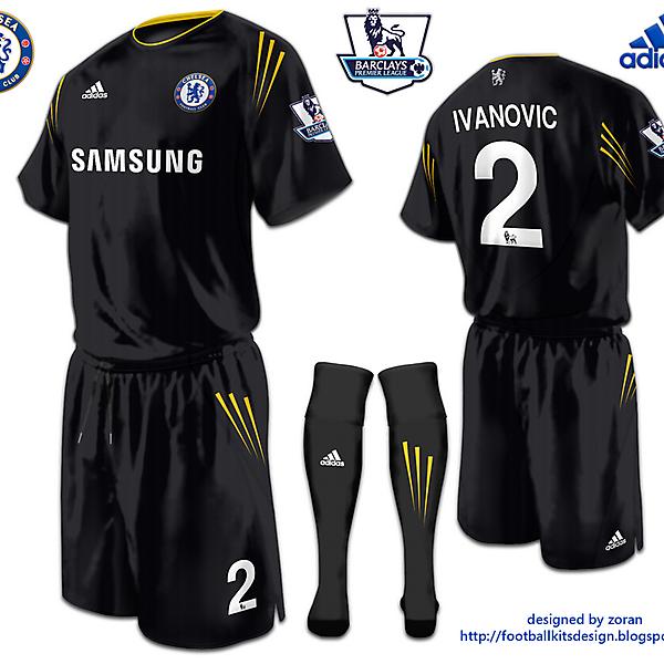 Chelsea F.C. fantasy third