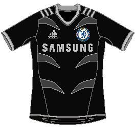 Chelsea Adidas Third