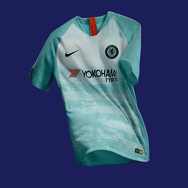 Chelsea Third Concept Kit