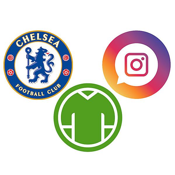 Chelsea X Instagram KitVote