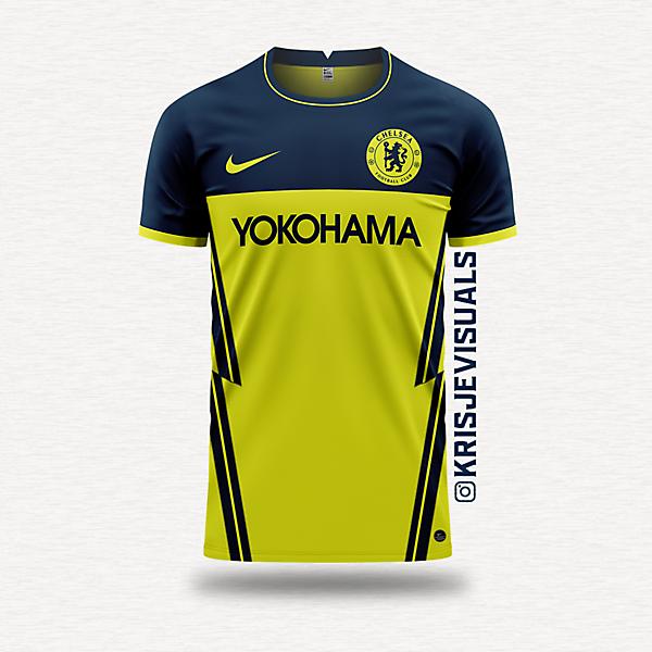 Chelsea x Nike