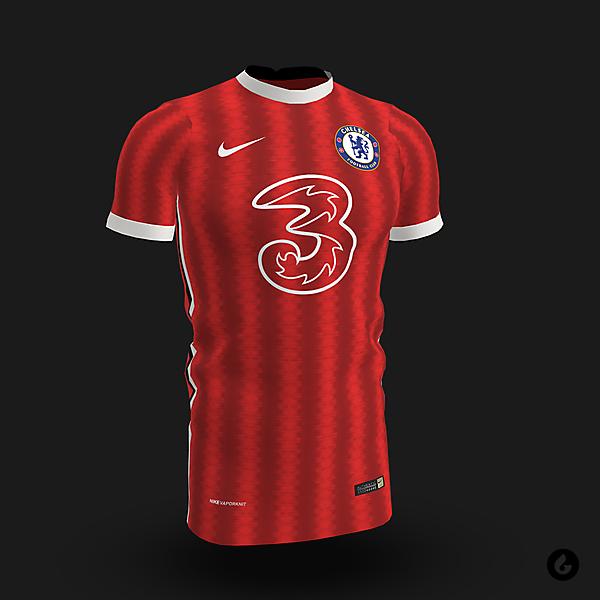 Chelsea X Nike Concept Kits