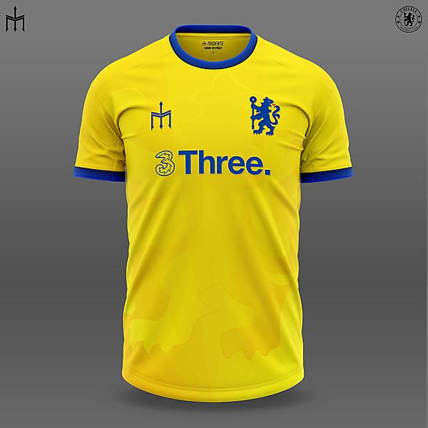 Chelsea X TRIDENTE | Away shirt