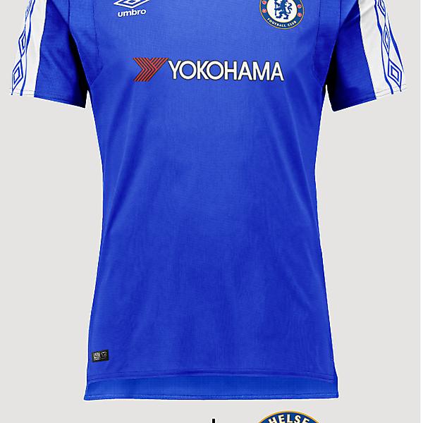 Chelsea x Umbro