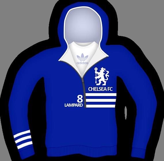 Warm-up/leisure jacket - Chelsea