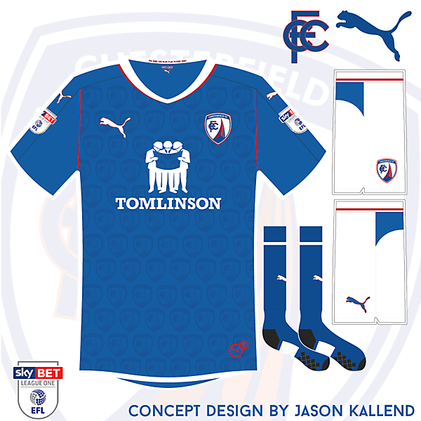 Chesterfield FC - Memories of '97