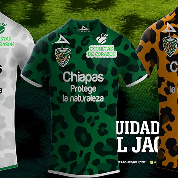 Chiapas Fc Pirma Kits
