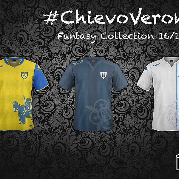 Chievo Verona Kappa Concept
