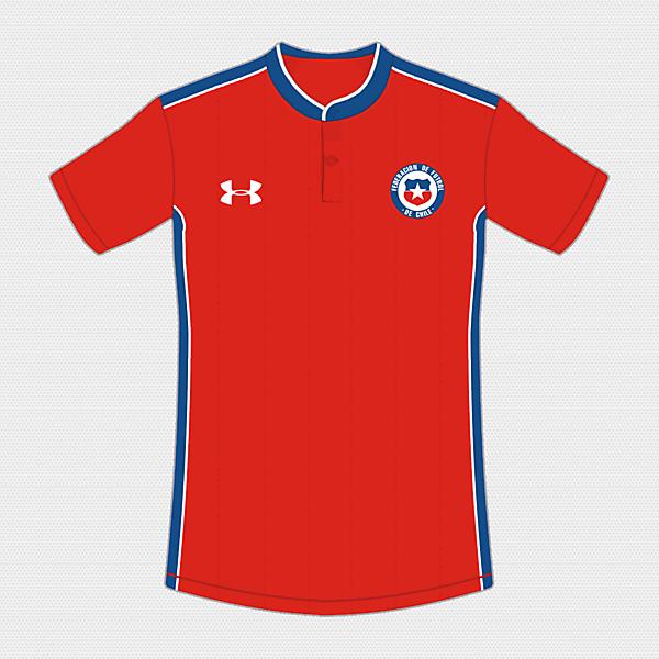 Chile 16-17 Home ?