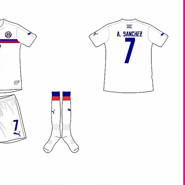Chile Away Kit
