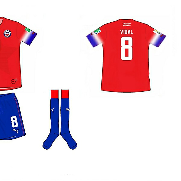 Chile Home Kit