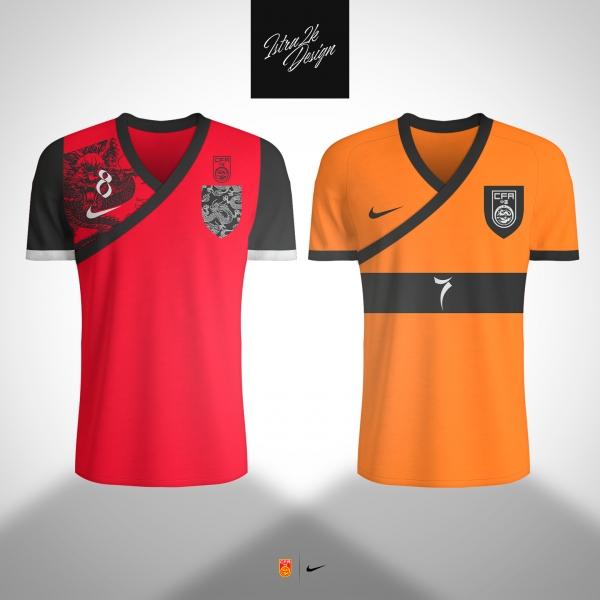 China X Nike - 3