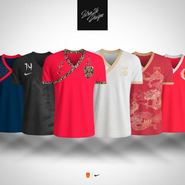 China X Nike