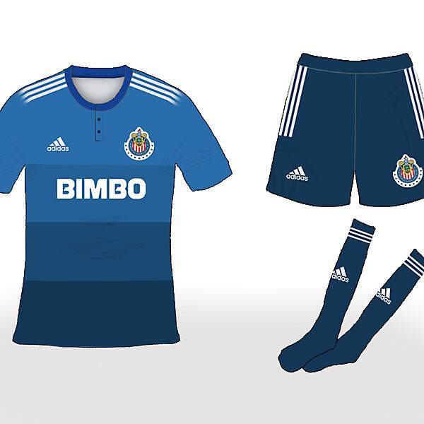 Chivas 3rd Kit 2015