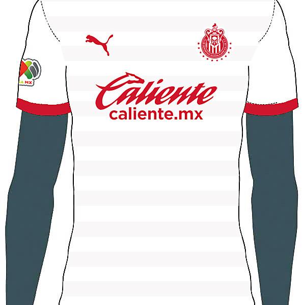 Chivas Away Kit Concept
