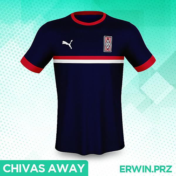 Chivas Away x Puma