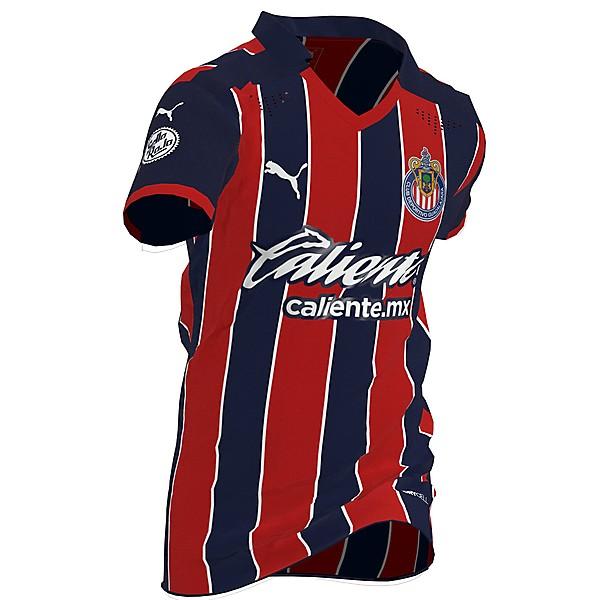 Chivas Away x Puma [3D]