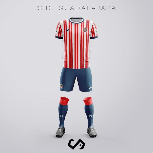 Chivas Kit