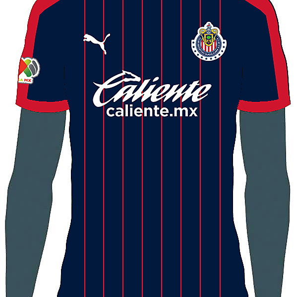 Chivas Third Kit Concept