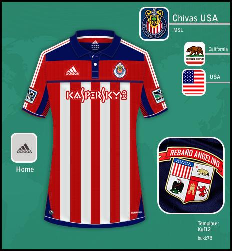 Chivas USA home