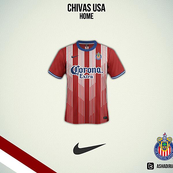 Chivas USA Nike