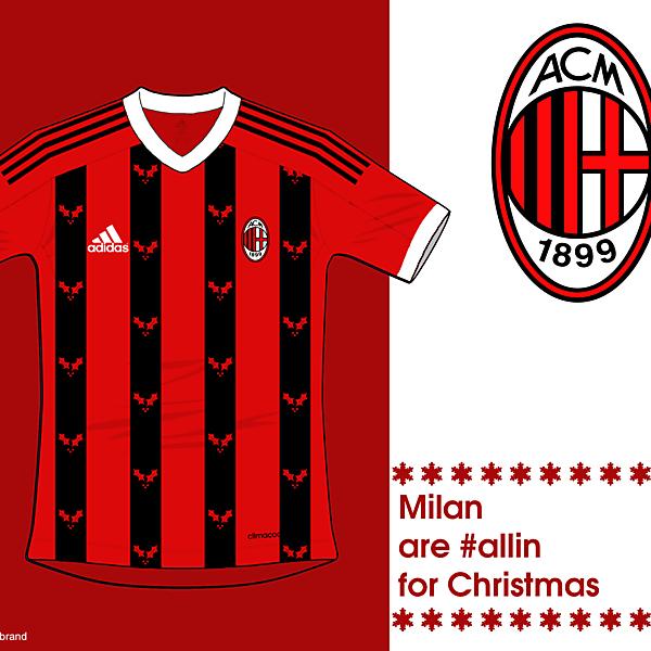 Christmas Milan