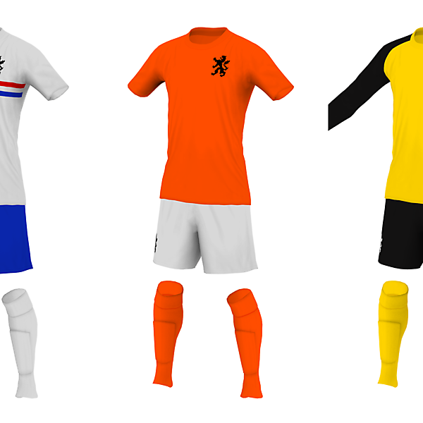 Classic Netherlands