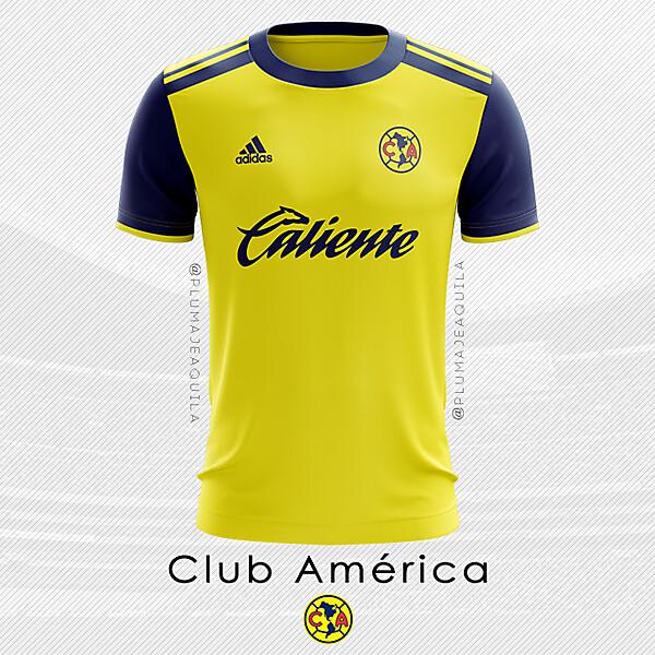Club America Adidas