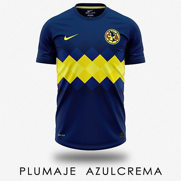 Club America Away Jersey