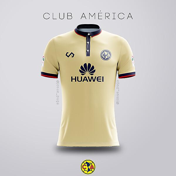 Club America Fantasy Jersey