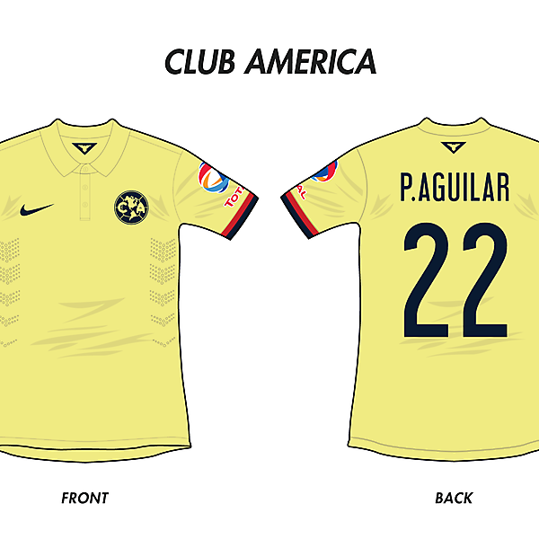 Club America Home