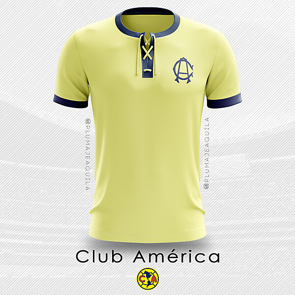 Club America Retro Jersey