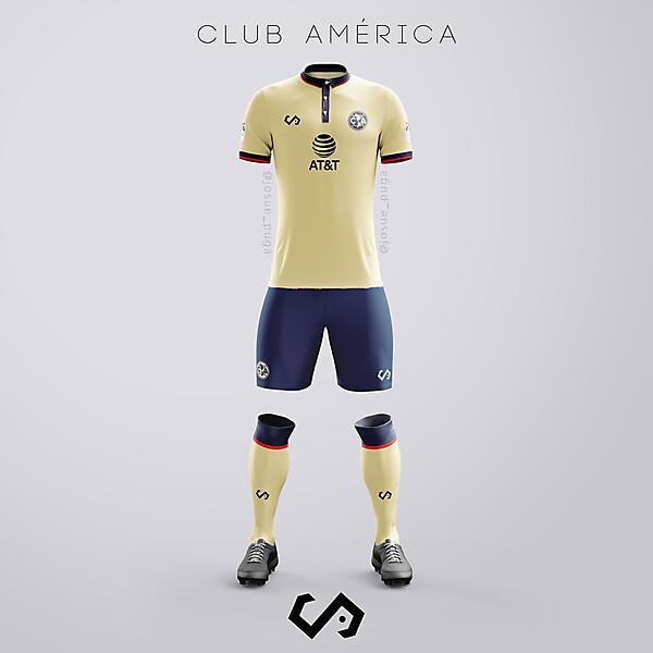 Club America Updated Fantasy Kit