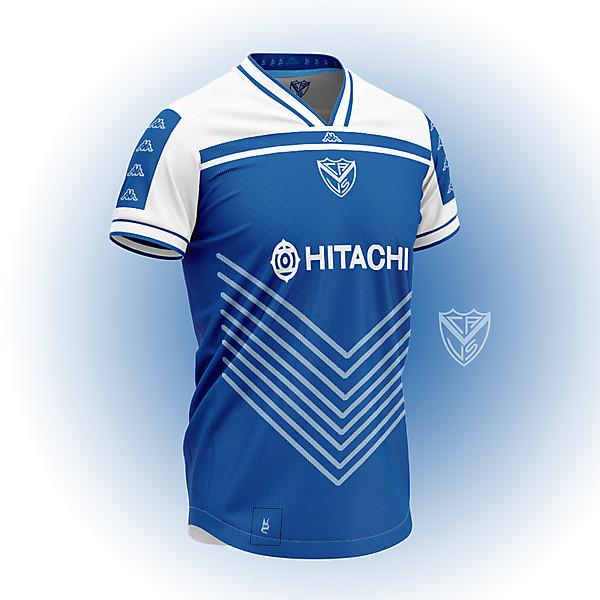 Club Atlético Vélez Sársfield Concept change kit