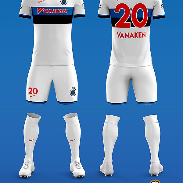 Club Brugge KV Away Kit