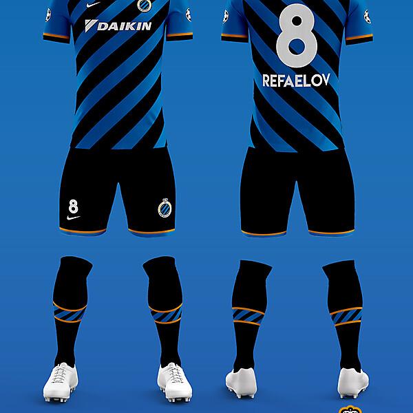 Club Brugge KV Home Kit