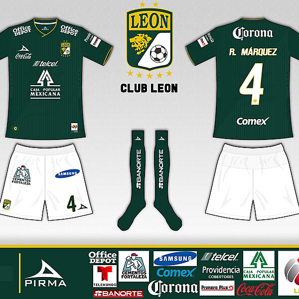 Club León Home