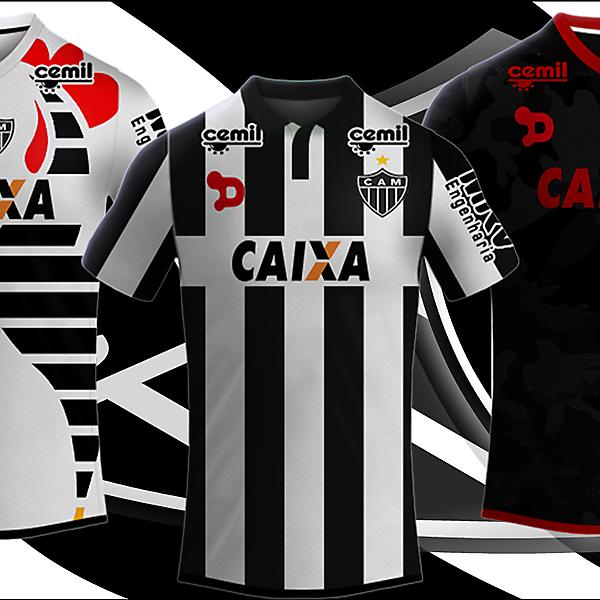 Clube Atletico Mineiro / Dryworld Kits