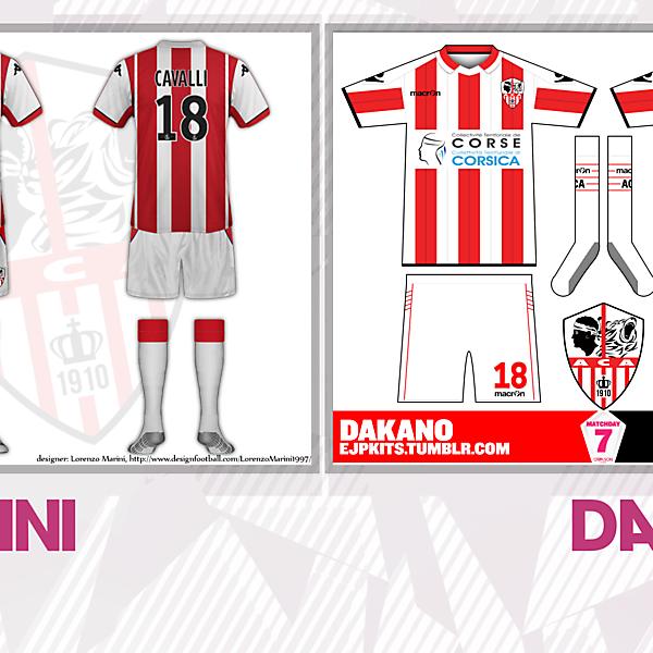 [CM7] L.Marini vs. Dakano