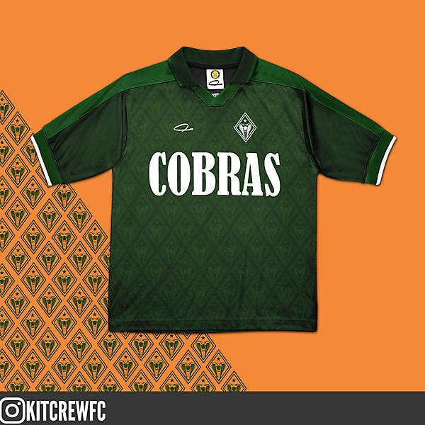 Cobras FC Home