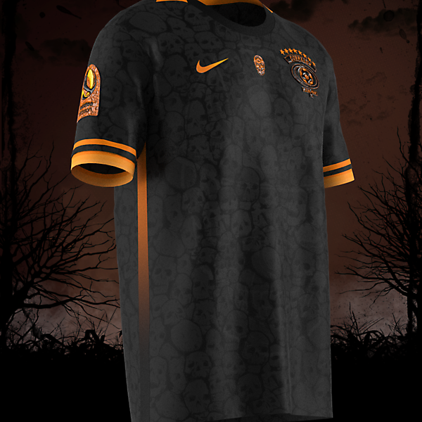 Cobreloa x Halloween / Nike
