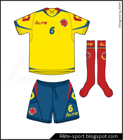 Colombia Alite Home Kit
