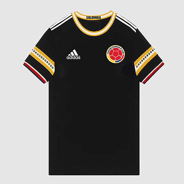 Colombia Jersey 2017