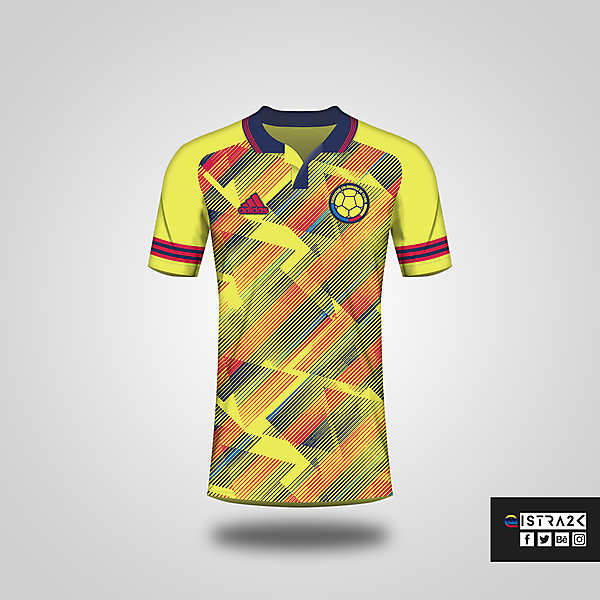 Colombia X adidas - Home