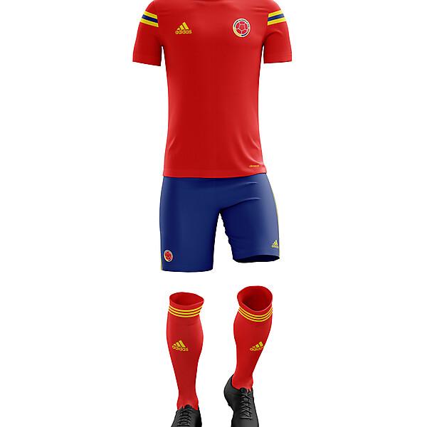Colombia x Away x Adidas